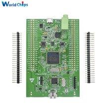 Diymore Stm32f4 descubrimiento Stm32f407 Cortex-m4 Módulo de placa de desarrollo ST-link V2 SWD 3 V/5 V Micro-AB interfaz USB