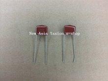 10 stücke 250 V 154J 154 150NF 0,15 uF CL21 Metallisierte polyester film kondensator Gute qualität ROHS