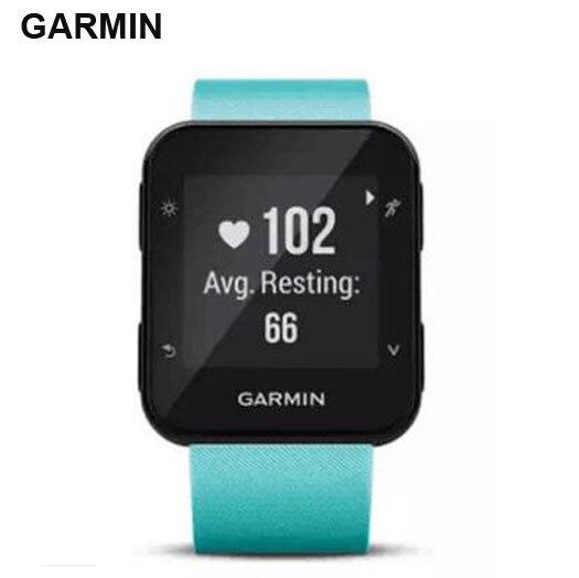 Original Garmin Forerunner 35 GPS smart sports watches  Heart Rate Fitness Tracker waterproof watch men PK z7 p68 q8