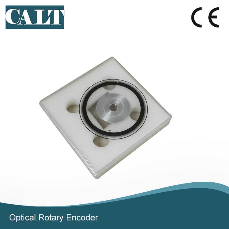 Calt 56mm Codificador Rotatorio Incremental Kit 12mm Agujero Eje Hueco Pd56 Codificador óptico Disco Un B Z Fase Phase Aliexpress