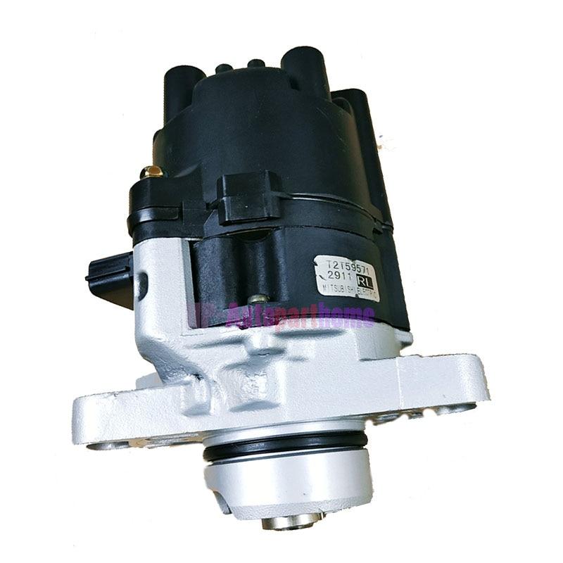 Auto Ignition Distributor for Mitsuhishi 4G13 Colt GLX 1.3L MD326164 MD339759 T2T59571