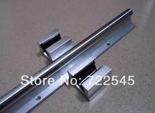 30 mm Linear Rail Set 1 x SBR30 Length 1000 mm + 2 x SBR30UU Block For CNC Parts Set