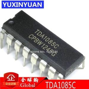 5PCS/LOT TDA1085C TD1085 DIP16  IC MOTOR CONTROLLER 16DIP