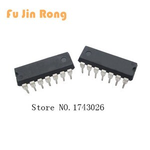 Original 20pcs/lot SN74LS73N 74LS73 DIP-14 Logic trigger SMD IC