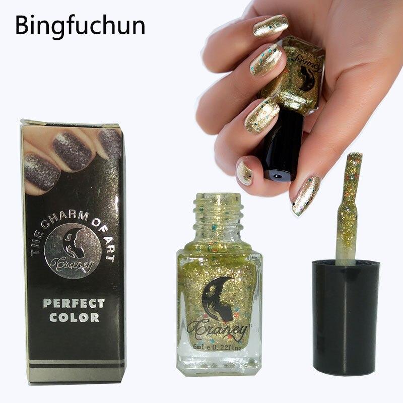 Gel de uñas de diamante barniz brillante UV Gel lentejuelas Bling esmalte para decoración de uñas brillo Gel polaco Soak off Prime esmalte manicura maquillaje