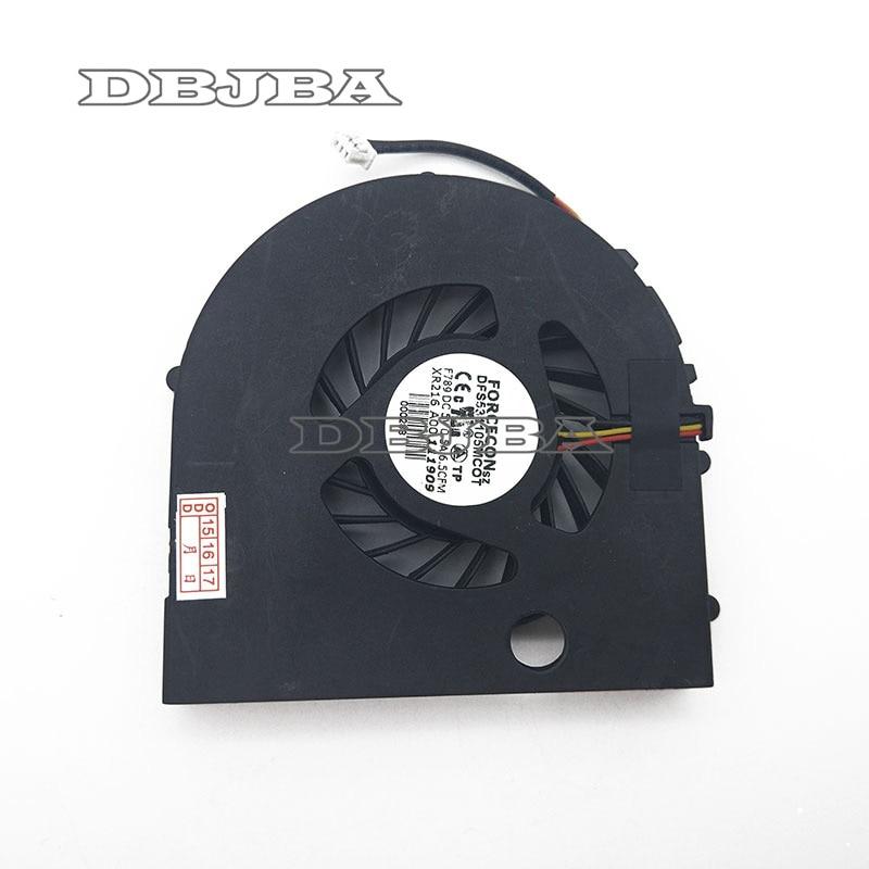 Nueva computadora portátil enfriamiento por ventilador de CPU ventilador para DELL XPS...