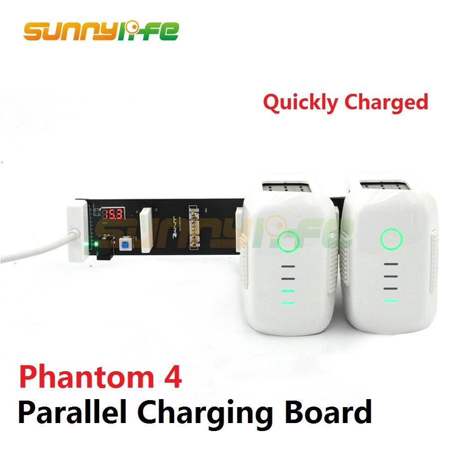 Зарядное устройство для DJI Phantom 4/4 PRO и 4 PRO +