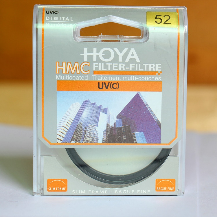 Hoya HMC UV filtro lente Protector 37 40,5 43 46 49 52 55 58 62 67 72 77 82 mm filtro Delgado marco Digital UVC para lente de cámara