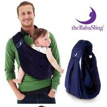 Ergonomico Infantile Imbracature Baby Carrier Sling Wrap Zaino Del Bambino di Alta Qualità 100% Cotone Biologico Per Bambini Canguro