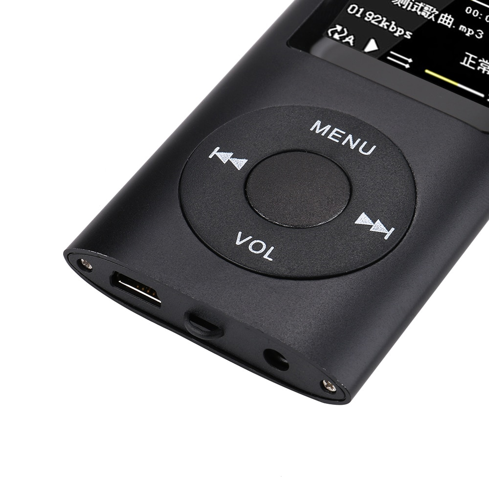"1,8 ""LCD 3th MP3 MP4 плеер mp3 плеер Поддержка до 128 ГБ до 32 ГБ micro sd карта памяти видео фото просмотра электронная книга чтение стереофон"