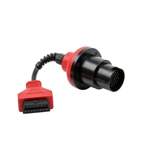 Para benz 38pin trabajo para Autel MaxiDas DS808 Maxisys MS905 906 PRO 908 MS908 ELITE
