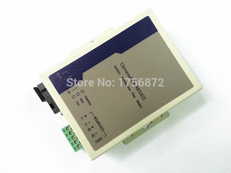 RS422 для оптоволоконного модема одномодового SC 20km от rs422 к ethernet волоконному