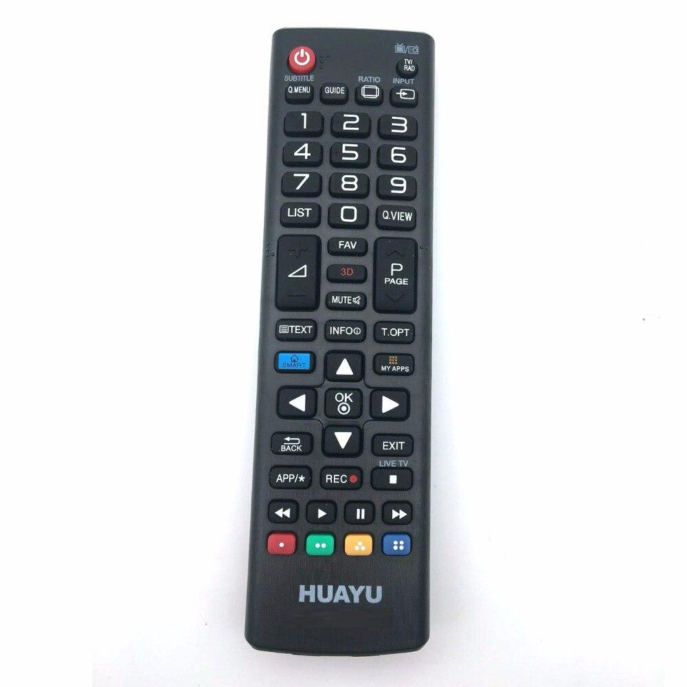 Substituição do Controle Remoto Para LG SMART AKB73715646 24MT35S 27MT55S 24MT35S-PZ 24MT55S-PZ 27MT55S-PZ 29MT31S-PZ