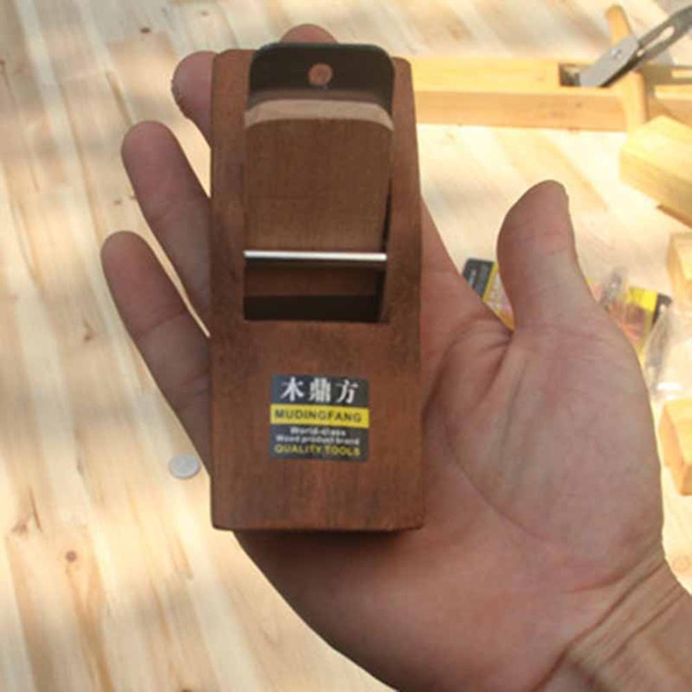 Dřevoobráběcí hoblík, mini ruční nářadí s plochým spodním - Zařízení na obrábění dřeva - Fotografie 3