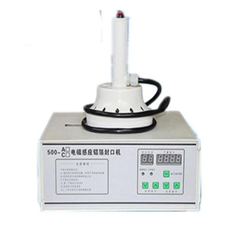 Аппарат для герметизации бутылок с электромагнитной индукцией 30 130