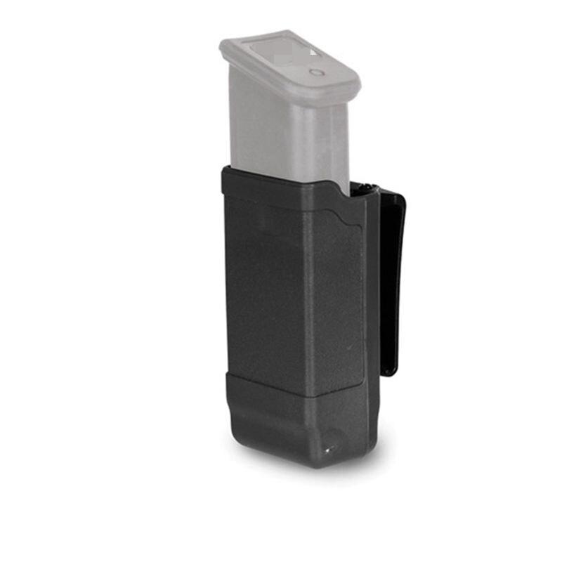 Clip Universal para bolsa de revista de pistola única táctica para 9mm GLOCK M9 P226 HK USP cinturón accesorios de caza airsoft