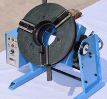 Plateau tournant de soudure de HD-200 de positionneur de soudure de 200 KG avec les mandrins de tour WP300
