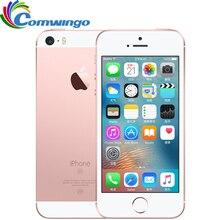 Originele Unlocked Apple Iphone Se Mobiele Telefoon 4G Lte 4.0 '2 Gb Ram 16/64 Gb Rom a9 Dual-Core Touch Id Mobiele Telefoon Gebruikt Iphonese