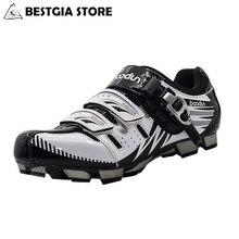 BOODUN chaussures de VTT de route respirantes et imperméables vélo de course vtt chaussures de cyclisme hommes chaussures de vélo athlétiques autobloquantes