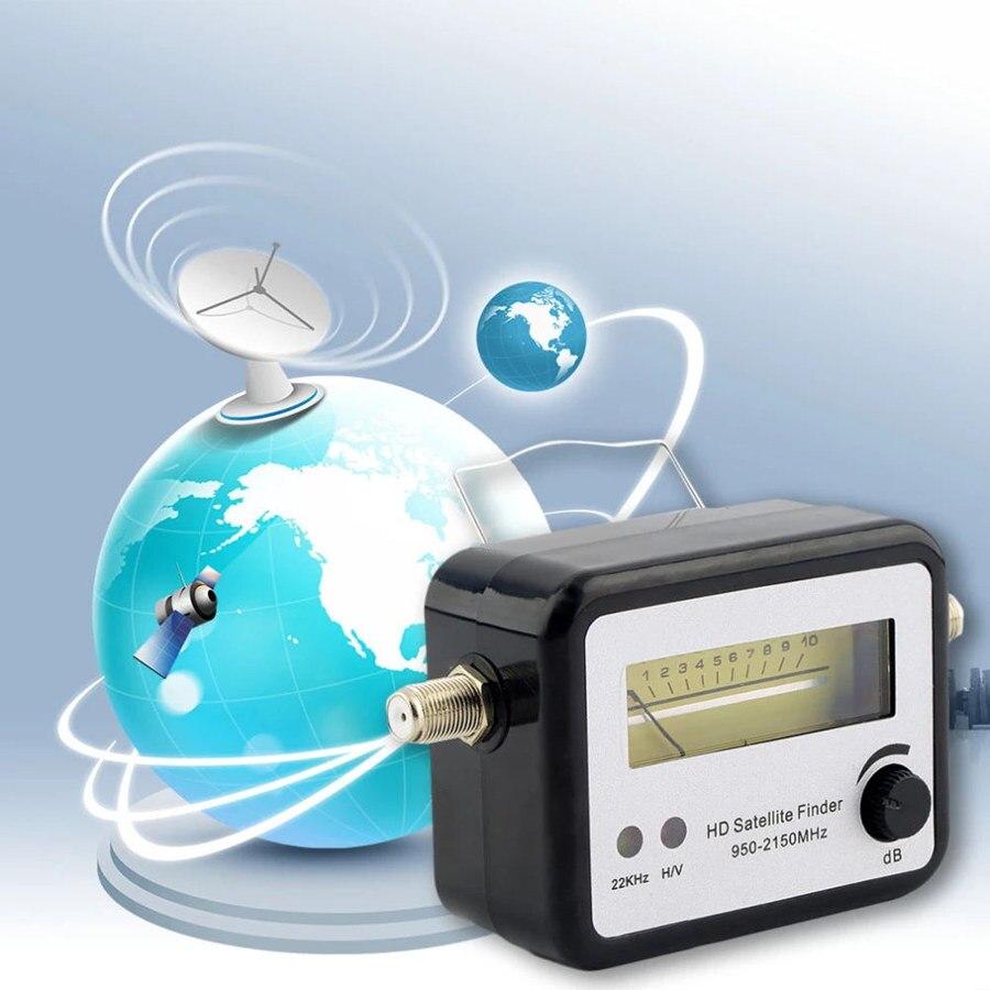 Цифровой спутниковый искатель LNB цифровой телевизионный сигнал Satfinder для поиска сигнала выравнивания рецептора