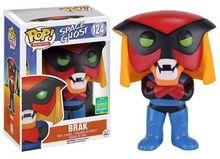 2017 SDCC exclusif Funko pop Animation espace fantôme-Brak vinyle figurine modèle à collectionner jouet avec boîte dorigine
