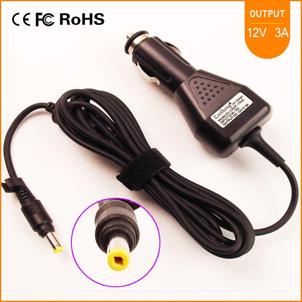 Cargador adaptador de corriente continua para ordenador portátil, 12V, 3A, para ASUS...