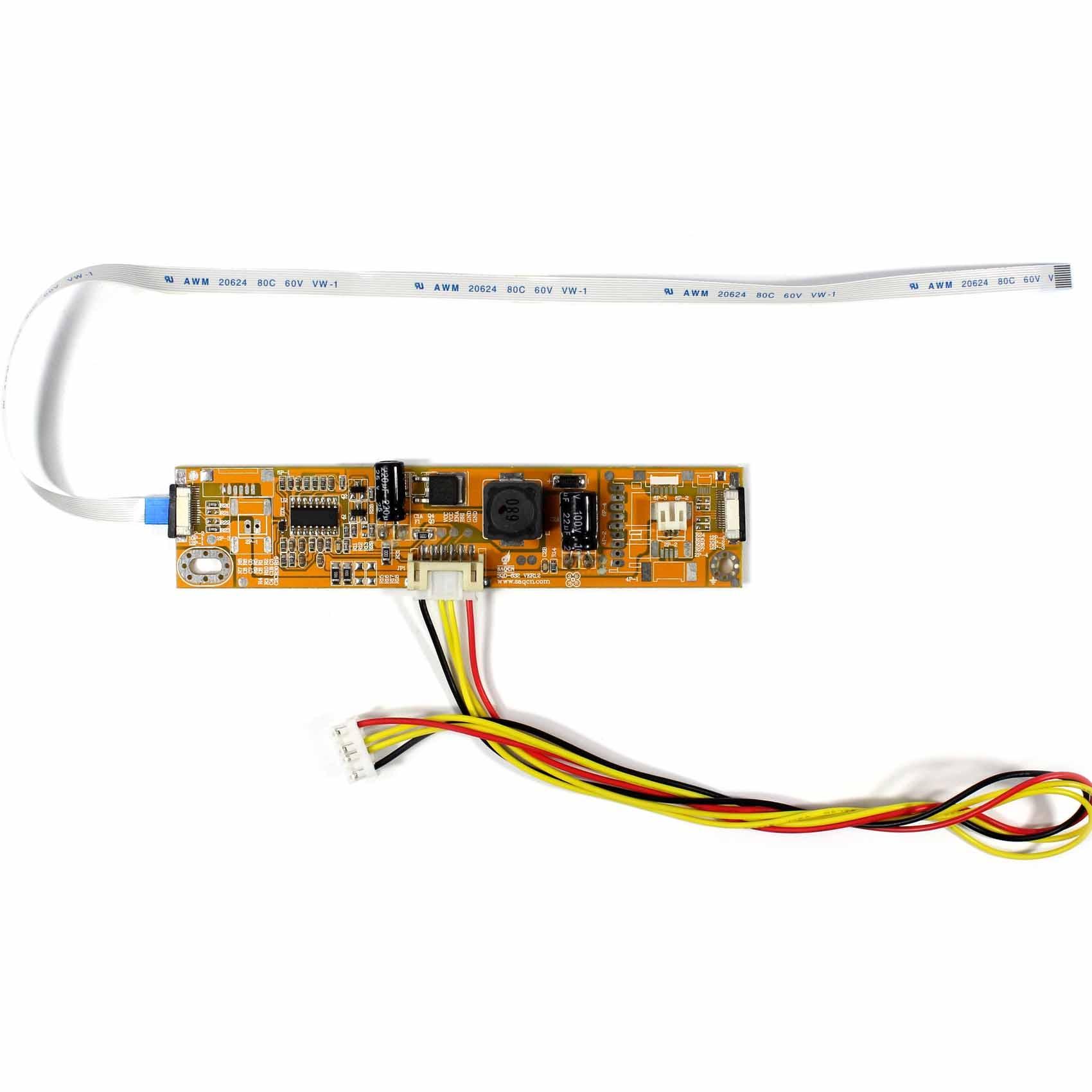 LED Placa Do Inversor Para LM185WH2 TLA1 MT190AW02 V4 LM185WH2-TLA1 LCD VS632A-2