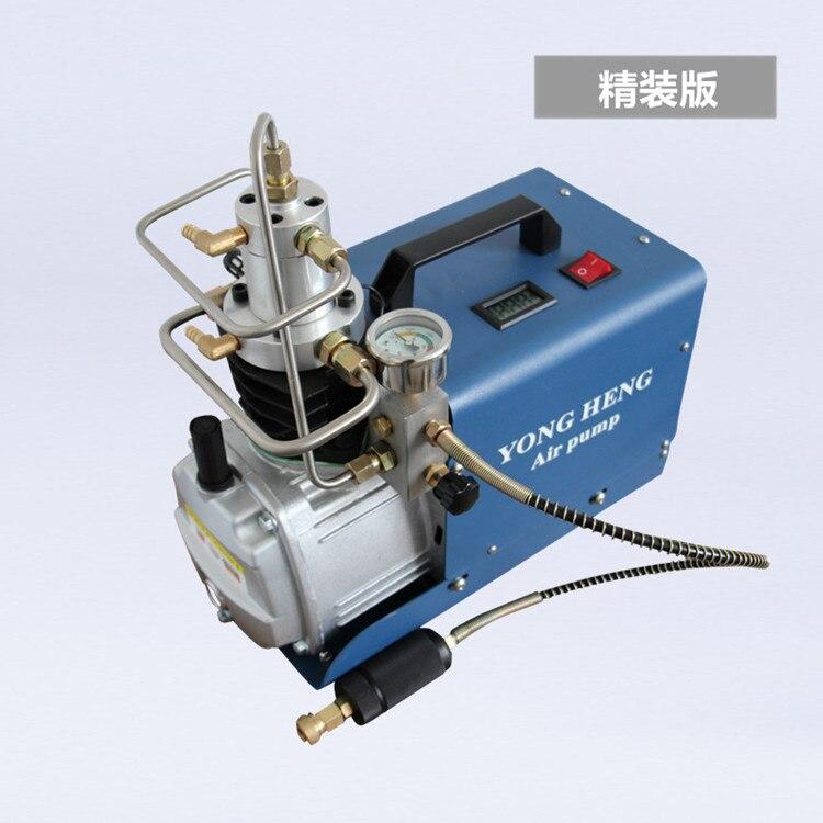 Pcp 30mpa bomba de compressor ar elétrica sistema alta pressão rifle
