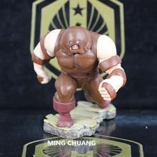 X-men Anti-héros rouge géant Juggernaut Mutant Cain Marko Hulk ennemi plastique figurine à collectionner modèle jouet OPP D782