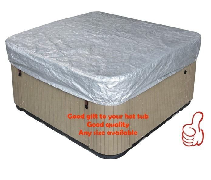 الإستحمام حارس غطاء وقبعة ، سبا كيس 155 سنتيمتر x 198 سنتيمتر x 30 سنتيمتر يناسب أسرة arctic ، فيتا ، سيد سبا