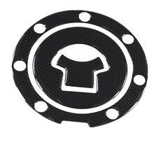 1 шт., карбоновая накладка на бак, Защитная Наклейка для мотоцикла, универсальная, бесплатная доставка
