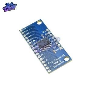 2-в-6в 16-канальная аналоговая цифровая мультиплексорная плата CD74HC4067 для Arduino микроконтроллер устройство RX Lines