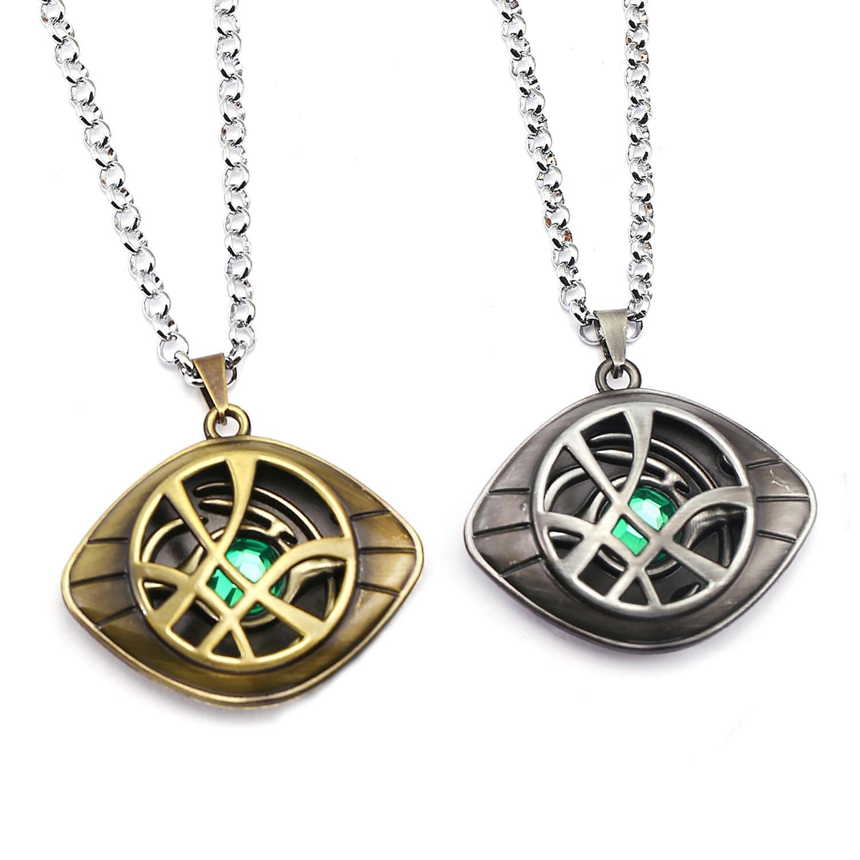 Чудо-Мстители Marvel, ожерелье, брелок, модель игрушки