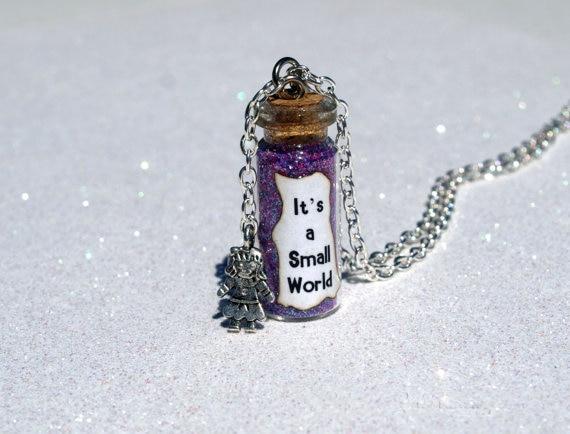 12 шт./лот это маленький мир волшебное ожерелье кукла ребенок очарование фантазия Мэри Блэр парки миры ярмарка ожерелье