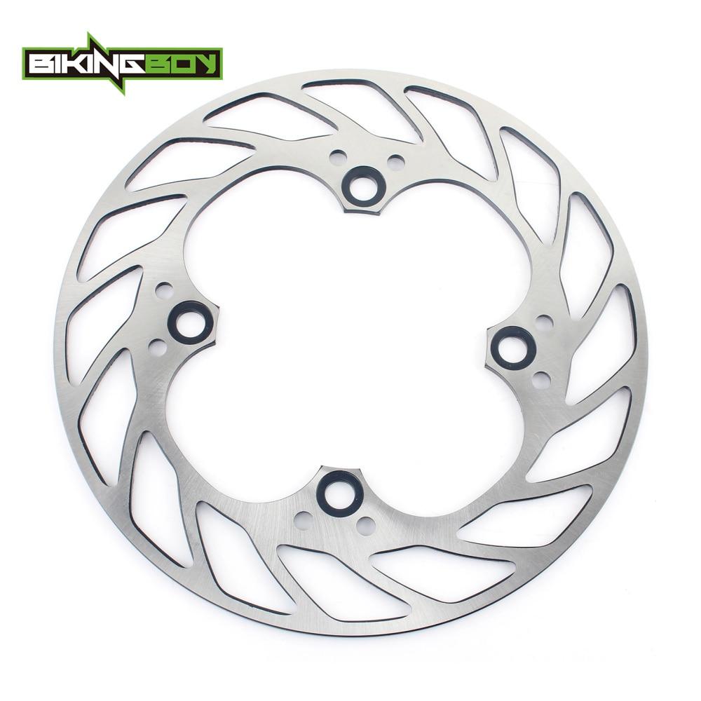 1 задний тормозной диск ротора для Honda HORNET 250 CB400 CB600F CRF600F CBR600RR CBR900RR CBR1000RR VTR1000 SP1 SP2 00 01 02 03 04