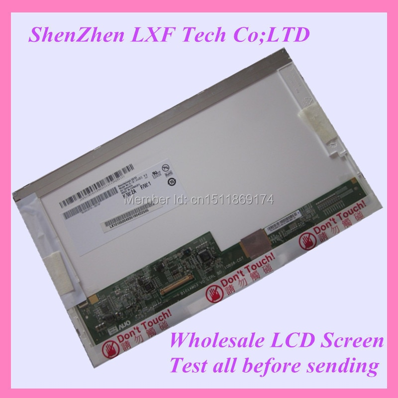 شاشة LCD LED للكمبيوتر المحمول ASUS Eee PC 1015BX ، 10.1 بوصة ، متوافق مع شاشة ASUS Eee PC 1015BX M101NWT2 ، LTN101NT02 B101AW03