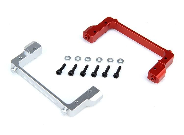 Partes Baja Rovan CNC Steering Servo Frame Suporte 1/5 Escala Rc Car Peças 95186