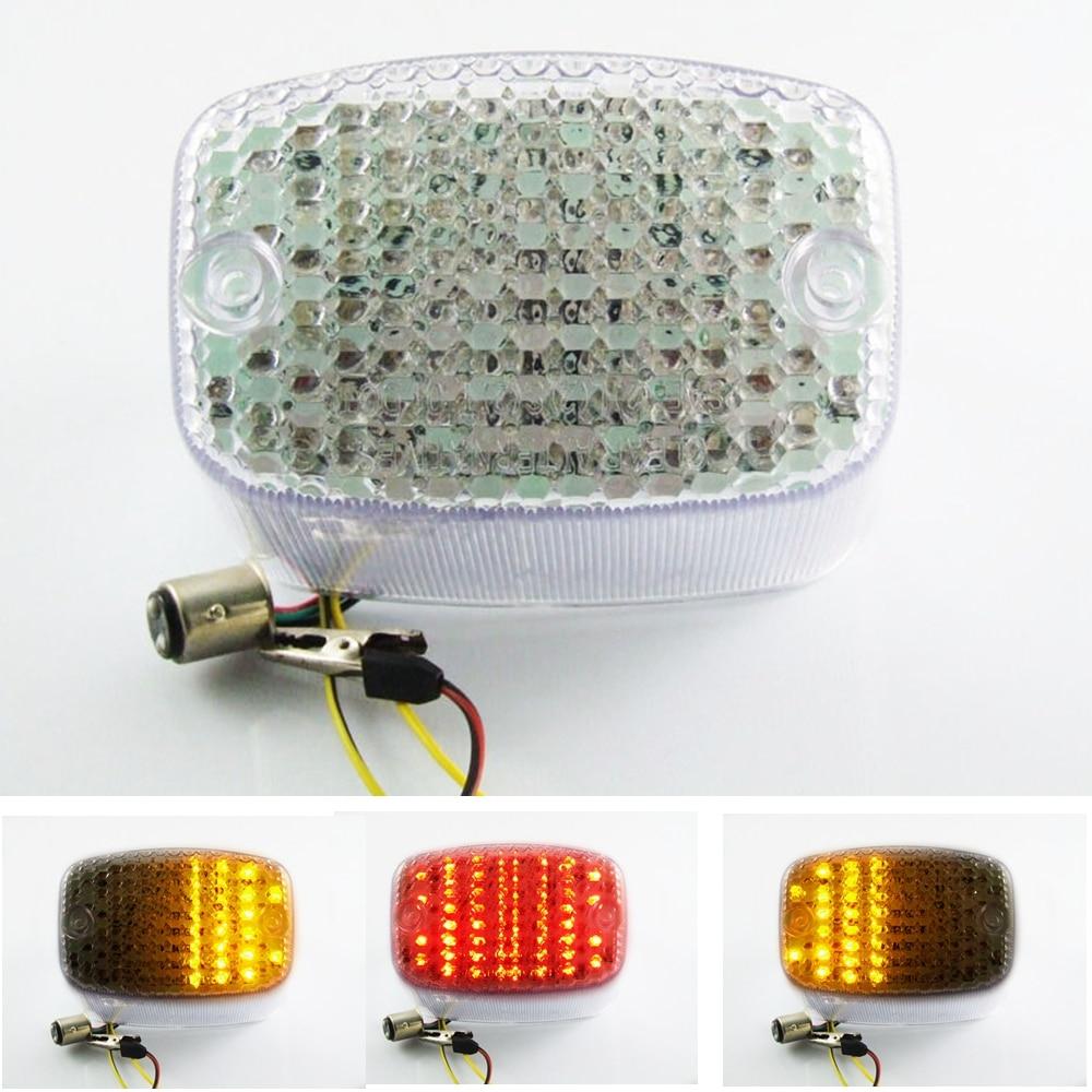 Motorrad LED Blinker Rücklicht Rücklicht Für YAMAHA VMAX/VIRAGO 700/VIRAGO 750/VIRAGO 1000/VIRAGO 1100