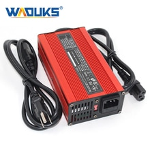 Зарядное устройство 33,6 в, 7 А, зарядное устройство для литий ионных аккумуляторов 8S, 29,6 в, быстрое умное зарядное устройство, выход постоянного тока для зарядного устройства 20 Ач, 30 Ач, 50 Ач