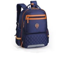 2018 Korean Lightweight Nylon Student School Bags for Teen Boys Girls waterproof children backpack Schoolbags mochila infantil