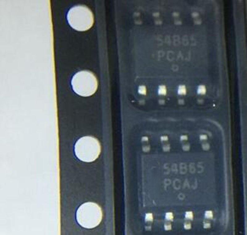 10 unids/lote 1654B NCP1654 NCP1654BD65R2G SOP-8 nuevo ORIGINAL