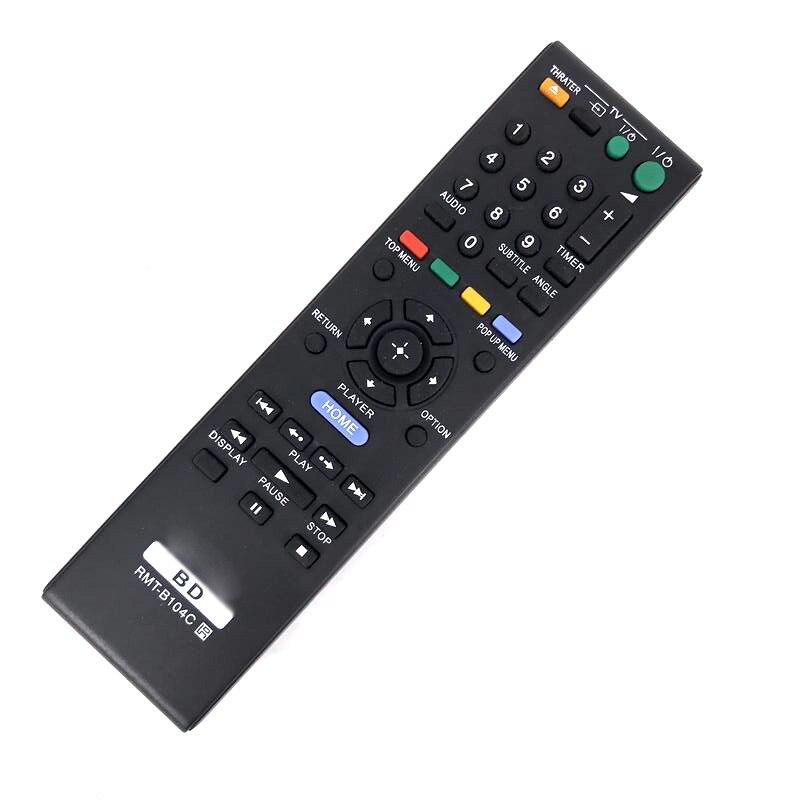 New Replace RMT-B104C Blu-Ray DVD Player Remote Control For SONY BDP-S360HP T BDP-S560 BDP-S185 BDP-S300 BDP-S301 BDP-S350