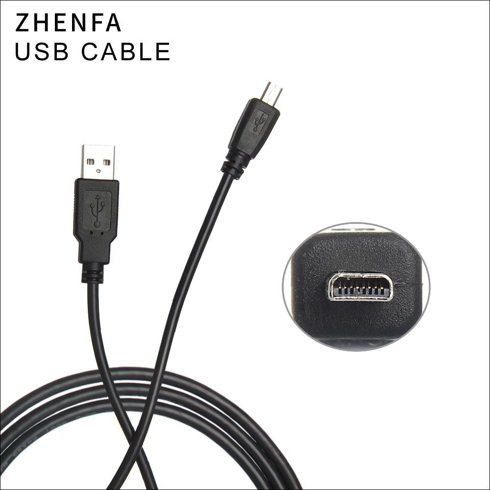 Zhenfa de Cable de datos de sincronización USB cámara de Cable para...