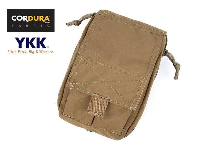 Персональная медицинская сумка TMC 330 Военная Тактическая Койот коричневого цвета