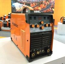 Machine de soudage tig à courant continu à courant alternatif de WSME-200 TIG-200P avec accessoires