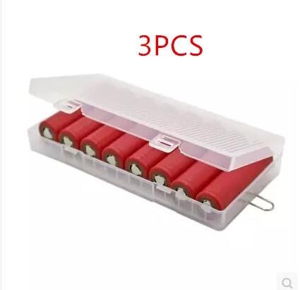 3 шт./лот Soshine 8X18650 батарея держатель Чехол 18650 батарея коробка для хранения с держателем крючка