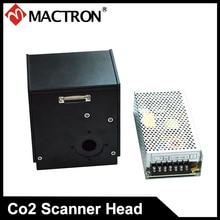20mm Blende Laser Galvanometer Scanner Kopf Mit DC Netzteil Für Co2 Laser Kennzeichnung