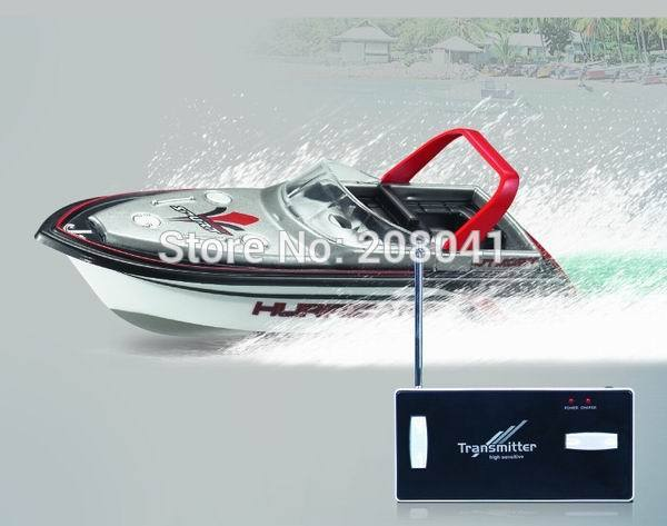 Brand New RC Boat Happy Cow 777-218 Remote Control Mini RC Racing Boat Model Speedboat with Original Package Kid Gift FSWB enlarge