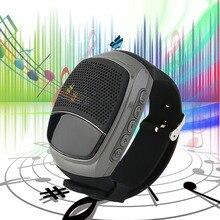 Bluetooth haut-parleur Sport montre intelligente B90 mains libres appel TF carte jouant FM Radio retardateur sans fil haut-parleurs affichage de lheure