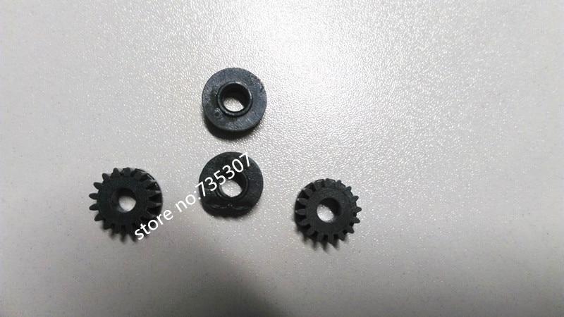 50 pçs/lote novo compatível engrenagem de alimentação de papel (médio b.) para tm u220 tmu220 impressora (pn 1235716)